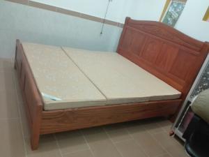 Giường ngủ kiểu hiện đại - GN17