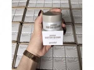 Premium nail tone up cream