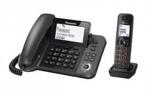 Điện thoại bàn 1 mẹ 1 con Panasonic TGF310CX nhập Malaisia về