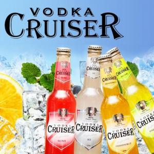 Rượu Cruiser Volka Úc giá 46.000đ.