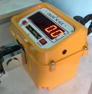 Cân điện tử móc cẩu Upgreen tải trọng 3 tấn, 5 tấn, 10 tấn
