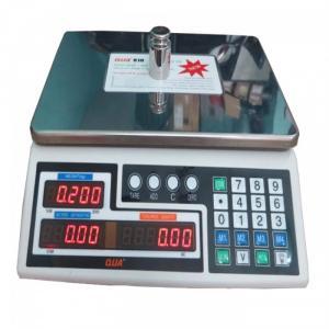 Cân điện tử QUA -810 tính giá, tiện lợi, giá rẻ