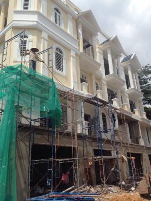 Cần Bán gấp nhà phố 2 mặt tiền mới xây đường Đặng Văn Bi, Thủ Đức