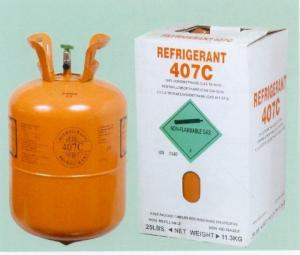 Gas R-407C Sun-air Chai 11,3 kg