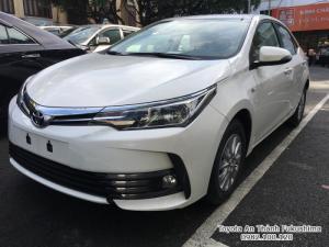 Khuyến Mãi Toyota Altis 2018 1.8 Màu Trắng Cho Khách Đặt Hàng