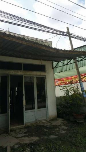 Bán nhà củ chi gần MT tỉnh lô 15 ,xã tân thạnh đông ,5x 25 ,SHR