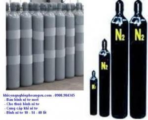 Cung cấp khí ni tơ tại TPHCM