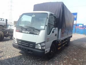 Xe tải isuzu 2t2 vào thành phố
