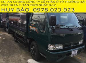 Xe tải 2,4t thaco kia 100tr lấy xe ngay, không phát sinh thêm, xe tải kia thaco k165
