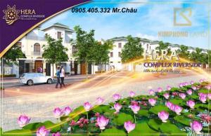 Hera Complex Riverside tỏa sáng muôn nơi, vươn  tầm cao mới
