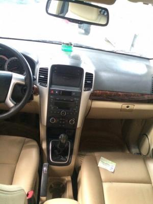 Bán Chevrolet Captiva LT số sàn màu bạc 2008 đi đúng 41000km