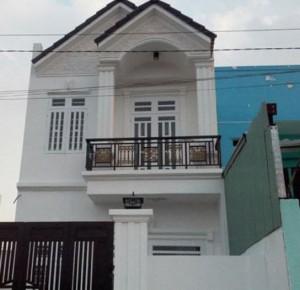 Nhà mới đẹp đường Bình Thành, 4,6x12m, 1 lầu...