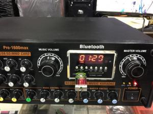 Amply Karaoke bluetooth Royamax 1600max sx tại Việt Nam