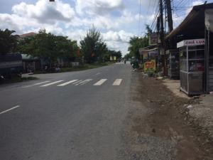 Bán đất nền thổ cư gần chợ Phú Nhuận  giá rẻ (18x27)