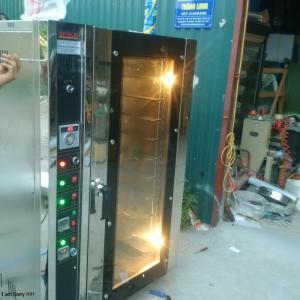 Lò nướng bánh mỳ 8 khay đối lưu dùng gas Southstar