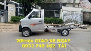 Xe tải nhỏ giá thanh lý Dongben 870kg ,tặng...