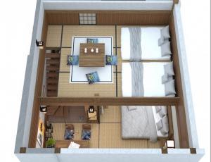 Sự kiện thăm quan nhà mẫu biệt thự Kai Resort, , full nội thất, cam kết LN 12,5%/năm,