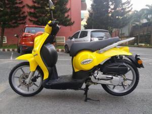 Benelli Pepe 50cc 4 T Cho HS Thương Hiệu Cao Cấp Italia Tuyệt Đẹp