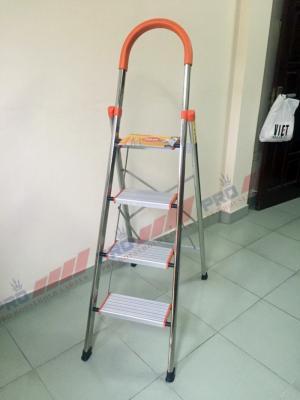 Thang INOX bản to PRO thuận tiện khi sử dụng