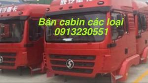 Bán cabin shacman, howo, dongfeng, jac
