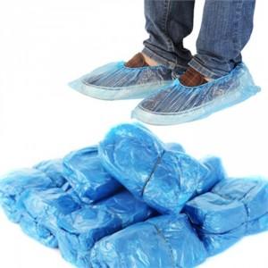 Bộ 100 Bao nilong bọc giày đi mưa giúp bảo vệ giày dép không dính nước - MSN388262