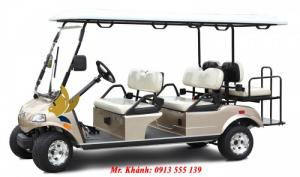 Xe điện sân golf 6 chỗ HDK giá rẻ