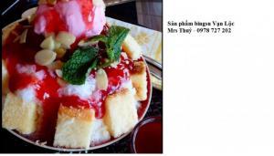 Chuyên cung cấp tô chén bát đựng kem bingsu kem Hàn, Nhật