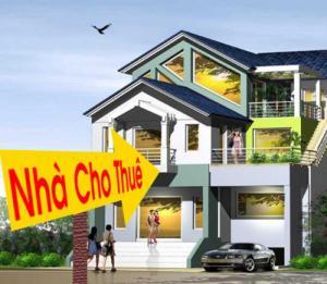 Cho thuê nhà trên đường Văn Cao, Ngô Quyên, Hải Phòng