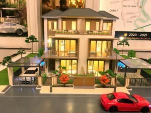 Biệt thự nhà phố tại Swanbay đảo Đại Phước