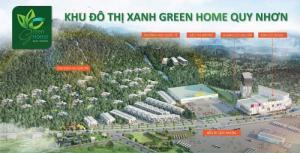 Chính Thức Mở Bán Khu Đô Thị Xanh Green Home Quy Nhơn
