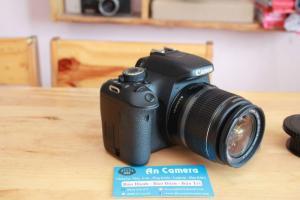 Canon 600D kèm 18-55