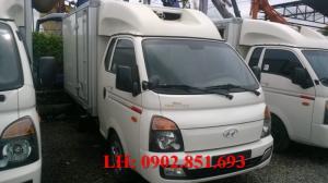 Bán xe đông lạnh hyundai 1 tấn dời 2012 nhập...