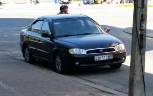 Bán xe Kia Spectra 2005 nhập khẩu