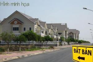Chuyển nhượng  đất mặt đường dự án Nam sông Lạch Tray đường Phạm Văn Đồng, Dương Kinh, Hải Phòng