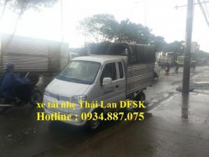 Địa chỉ bán xe tải nhỏ 800kg 850kg dfsk nhập khẩu thái lan