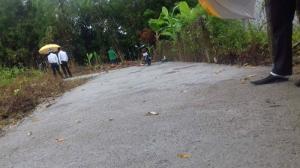 Đất kiệt ô tô Chiết Bi đường tỉnh lộ 10