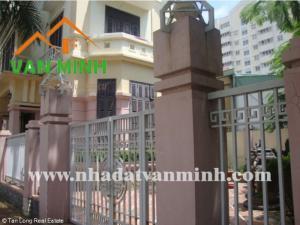 Cho Thuê biệt thự đường Văn Cao, Hải An, Hải Phòng