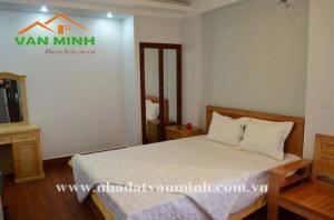 Cho thuê căn hộ tầng 6 tòa nhà ven hồ Phương Lưu, Hải An, Hải Phòng