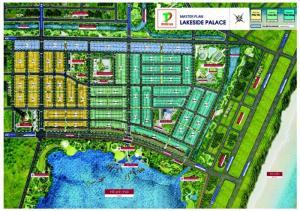 Đất đường số 5 dt 125m2, Hướng Tây Nam, Đường 5,5m thích hợp để xây nhà trọ hoặc đầu tư