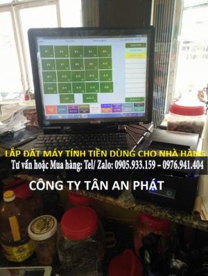 Lắp đặt trọn bộ máy tính tiền cho salon tóc giá rẻ tại Đà Nẵng