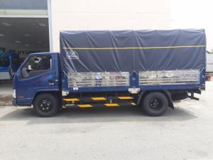 Bán xe iz49 thùng mui bật 2017