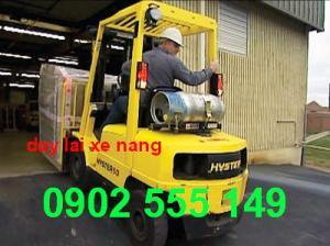 Chứng chỉ nghề vận hành xe nâng hàng tại Thủ Dầu Một