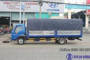 Xe tải hyundai hd19