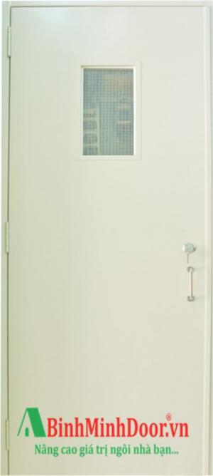 Cửa thép chống cháy chung cư TP.HCM