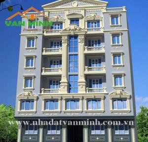 Cho thuê văn phòng trên đường Bạch Đằng, Hồng Bàng, Hải Phòng