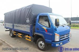 Xe Tải Hyundai HD35 3.5 Tấn Thùng dài 6m1
