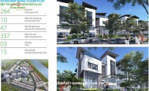 Bán biệt thự đơn lập dự án Khu đô thị ven sông Lạch Tray - Waterfront City, Lê Chân, Hải Phòng
