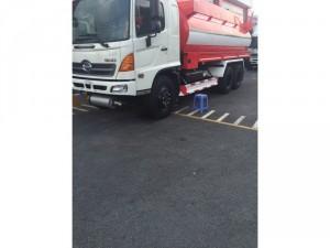 Xe tải hino bồn xăng dầu FL
