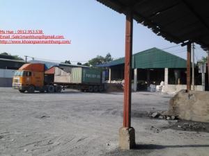 Công ty khoáng sản chuyên cung cấp  bột đá ,đá hạt ,Dlomite các loại
