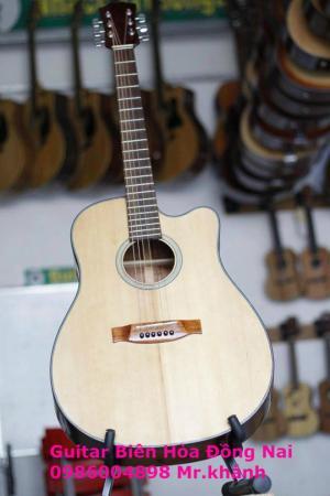 Bán đàn guitar tại biên hòa có ty chỉnh chống công cần 2 chiều
